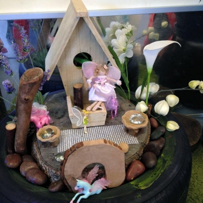How To Make An Enchanted Fairy Garden
